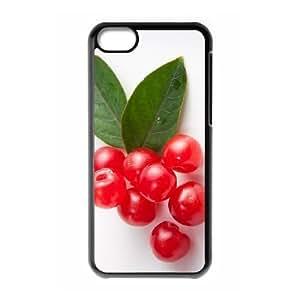 MMZ DIY PHONE CASEALICASE Diy Hard Shell Case Cherry For iphone 6 4.7 inch [Pattern-1]