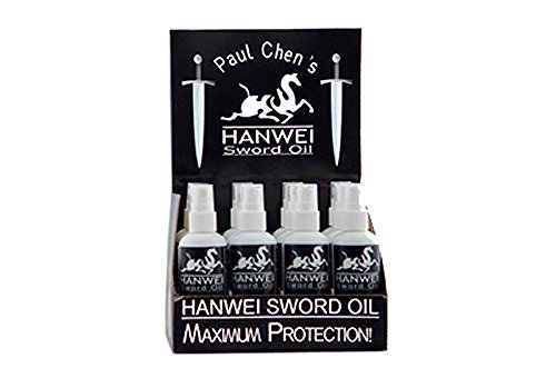 1 Bottle Paul Chen CAS Hanwei Sword maintenance Oil Katana ()