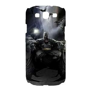 Samsung Galaxy S3 I9300 Phone Case White Batman VGS6015491