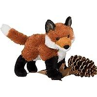"Douglas Cuddle Toys Francine Fox 7"""