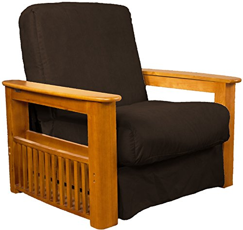 Epic Furnishings Chicago Storage Arm Sty - Perfect Chair Sleeper Chair Shopping Results