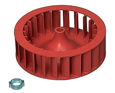 Amazon.com: AEG Blower Wheel para Lavadora/Secadora ...