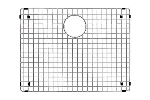 (Franke BGHF100 Vector use with HFS2522 Stainless Steel Sink Bottom Protection Grid 22.6 x 17.3 Inches)