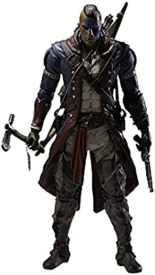 Assassin's Creed Series 5 Revolutionary Connor McFarlane Toys Action Figure
