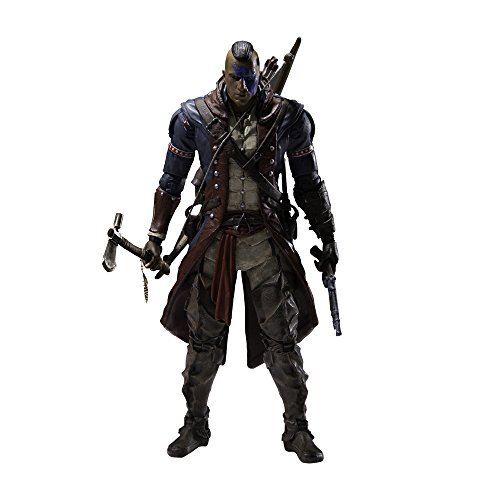 McFarlane Toys Assassin's Creed Series 5 Revolutionary Connor Action Figure -
