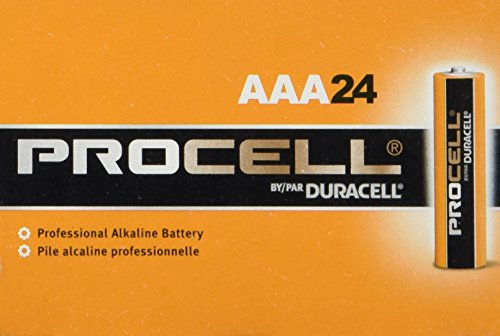 Duracell Procell-48 Battery Pack- (Size-AAA)