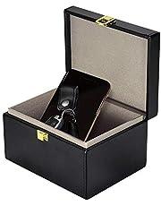 Faraday Key Protector Box, DDSKY Car Keys Signal Blocker Box RFID Signal Blocker Pouch for Car Keys, Single Lock