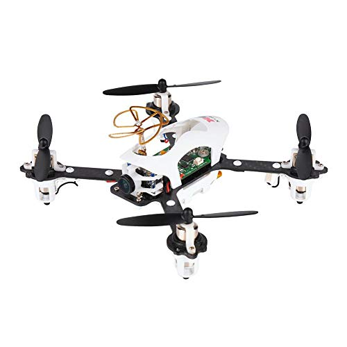 Betfandeful Remote Control Quadcopter, WLtoys X130-T Small Drone Model, Aerial Photography Aircraft, Real-time Image Transmission, Aerobatics, Alloy Four-axis Aircraft