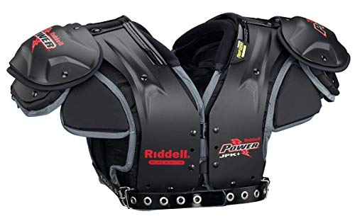Riddell JPK Plus Shoulder Pads, - Pads Football Power Shoulder
