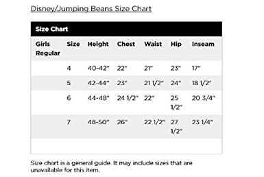 Jumping beans size chart ibov jonathandedecker com