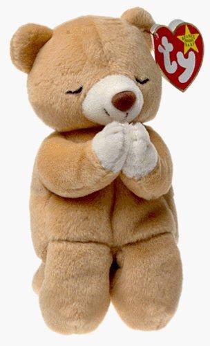Ty Beanie Babies Hope - Praying Bear by Beanie Babies