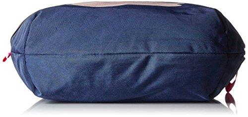 Blau T B Lvz H Nylon secchiello Blue x Shopper Oilily Borse Dark 10x38x32 a Fun cm Donna w84xqp
