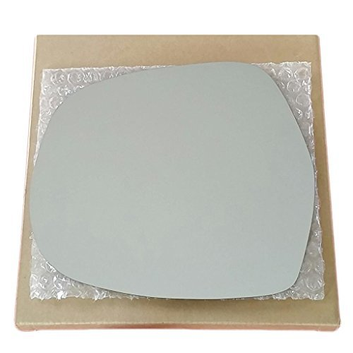 Mirror Glass and Adhesive | 03-09 Toyota 4Runner SUV Driver Left Side Replacement (Drivers Side Corner 4runner Toyota)
