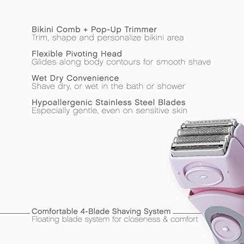 Buy electric razors for women
