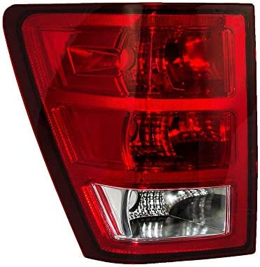 Right Passenger Side RH Epic Lighting OE Fitment Replacement Rear Brake Tail Light Assembly for 2005-2006 Jeep Grand Cherokee CH2801159 55156614AF 55156614AB 55156614AE