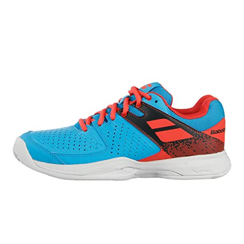 tennis Clay Clay Blue Scarpe Light argilla Red 37 da donna Babolat in pulsionica da axq5zU