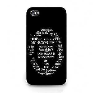 Stylish Tokio Hotel Phone Case Cover For Iphone 4/4S Tokio Hotel Design