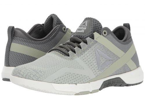 遡る不誠実日付付きReebok(リーボック) レディース 女性用 シューズ 靴 スニーカー 運動靴 CrossFit(R) Grace TR - Ironstone/Chalk/Mystic Grey/Silver Metallic [並行輸入品]