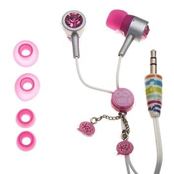 Amazon.com: Nemo Digital iCarly iglam Auriculares in-ear con ...