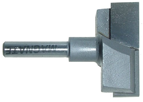 Bottom Cleaning Bit - Magnate 2715 Surface Planing ( Bottom Cleaning ) Router Bit - 1-1/2
