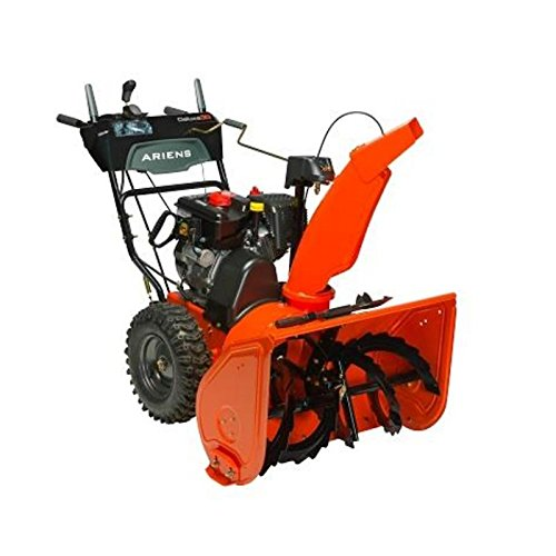 snow blower gas electric start - 6