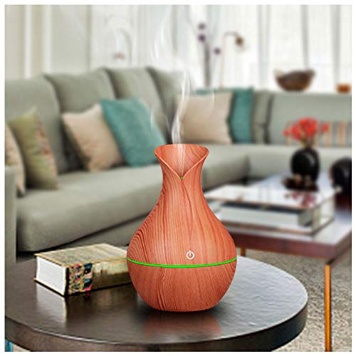 WitMoving Cool Mist Humidifier USB Super Quite Aroma Essential Oil Diffuser ultrasonic humidifier for Home Yoga by WitMoving