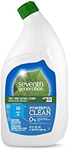Seventh Generation Toilet Bowl Cleaner, Emerald Cypress & Fir Scent, 32 Fl Oz by Seventh Generation