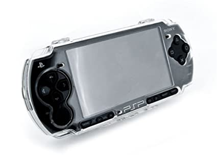 finest selection 85f6c b57fb Amazon.com : Tuff-Luv Enhanced Polycarb Crystal Case for (Sony PSP ...