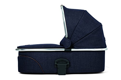Mamas & Papas 2015 Urbo2 Carrycot Chrome - Dark Navy by Mamas & Papas