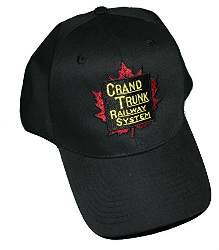The Grand Trunk Railway - Grand Trunk Railway System Embroidered Hat [hat74]