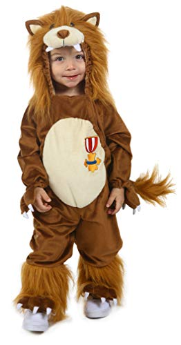 Princess Paradise Wizard of Oz Cowardly Lion Costume, 18-2T