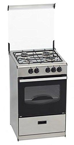 Jocel Cocina a Gas 50x60 JFG-20CME56102 4 Quemadores, Horno con ...
