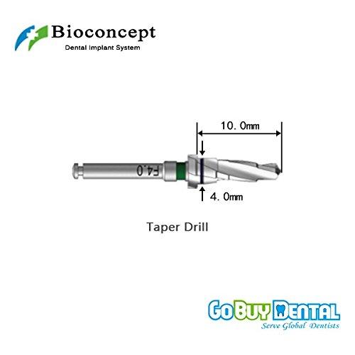 Osstem TS3(Hiossen ET3)Compatible Instrument D4.0 L10
