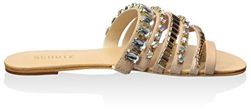 Schutz Tanino Flat Theresa Women's Sandal Li gqgPUrRnw