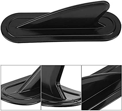 PVC Kayak Skeg Tracking Fin Mount Point Patch for Inflatable Boat Conoe