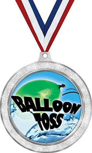 Balloon Toss Medal, 2 1/2