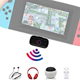 If-Link Audio Bluetooth Transmitter Receiver Wireless Bluetooth Audio Adapter Headphone Speaker Transmitter USB Type C to Audio PD with Bluetooth Low Latency Compatible with Nintendo Switch & PC
