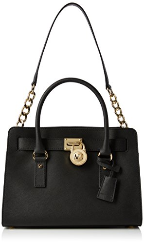 michael-michael-kors-hamilton-18k-east-west-satchel-black-one-size