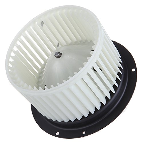 OCPTY A/C Heater Blower Motor ABS w/Fan Cage Air Conditioning HVAC fit for 2000-2005 ford Excursion/1999-2007 ford F-250 Super Duty/1999-2007 ford F-350 Super Duty/1999-2007 ford F-450 Super Duty