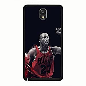 Case For Samsung Galaxy Note 3 Basketball Club Player Kobe Bryant Pattern Design Phone Case Cover New Style Black Hard Case