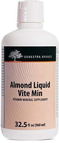 Genestra Brands Almond Vitamins Minerals