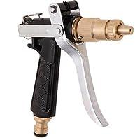 Pindia High Pressure Water Gun (Black, Brass)