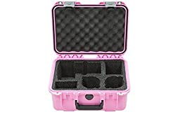 SKB Cases 3I-13096SLRP iSeries Camera Cases for DSLR with DSLR Body Pocket, Lens Pockets and Accessories (Pink)