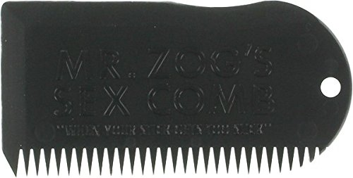 Sex Wax Mr. Zogs Surf Wax Comb (Color Choice)