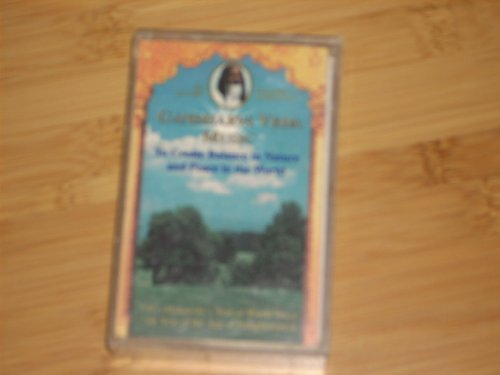 GANDHARVA VEDA MUSIC Instrumental 1987 Maharishi's Year of World Peace TAPE 2 (Side A) 10 a.m. to 1 p.m. and (Side B) 1 to 4 p.m. - Original Vintage Audio Cassette in case with fold out liner notes (Cases Book Fold Cd Case)