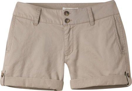 Mountain Khakis Women's Sadie Chino Classic Fit Shorts, 2 W/5