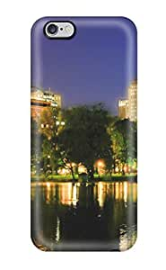 Tpu Case Cover Compatible For Iphone 6 Plus/ Hot Case/ Boston City