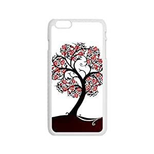 linfenglinLove Tree Hight Quality Plastic Case for Iphone 6