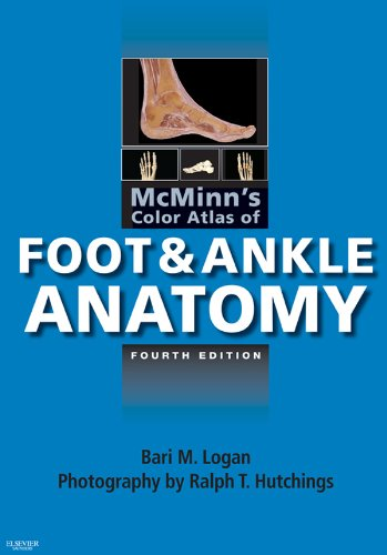 McMinn's Color Atlas of Foot and Ankle Anatomy E-Book ()