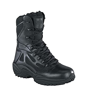 "Reebok Work Duty Men's Rapid Response RB8895 8"" Tactical Boot: Clothing"